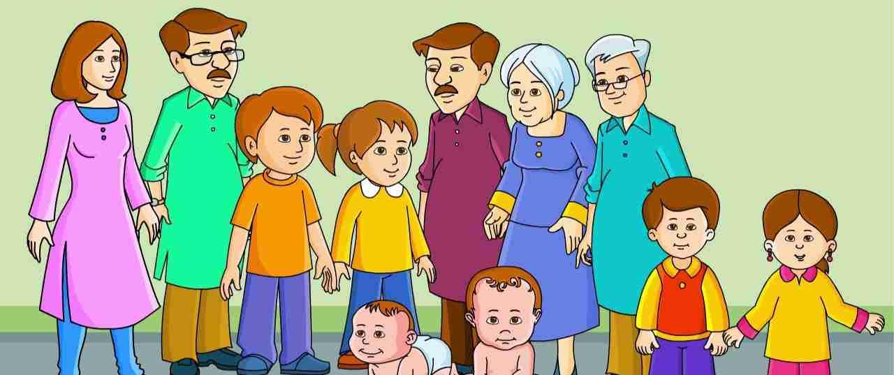 प्यारा परिवार