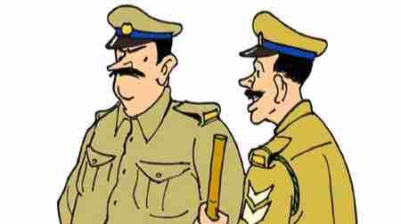 જય જય પોલીસ કાકા