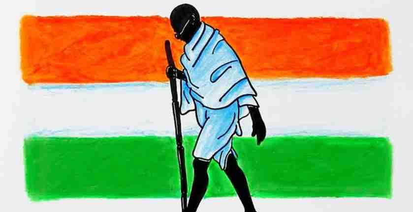 મારા ગાંધીનો ભારતદેશ.