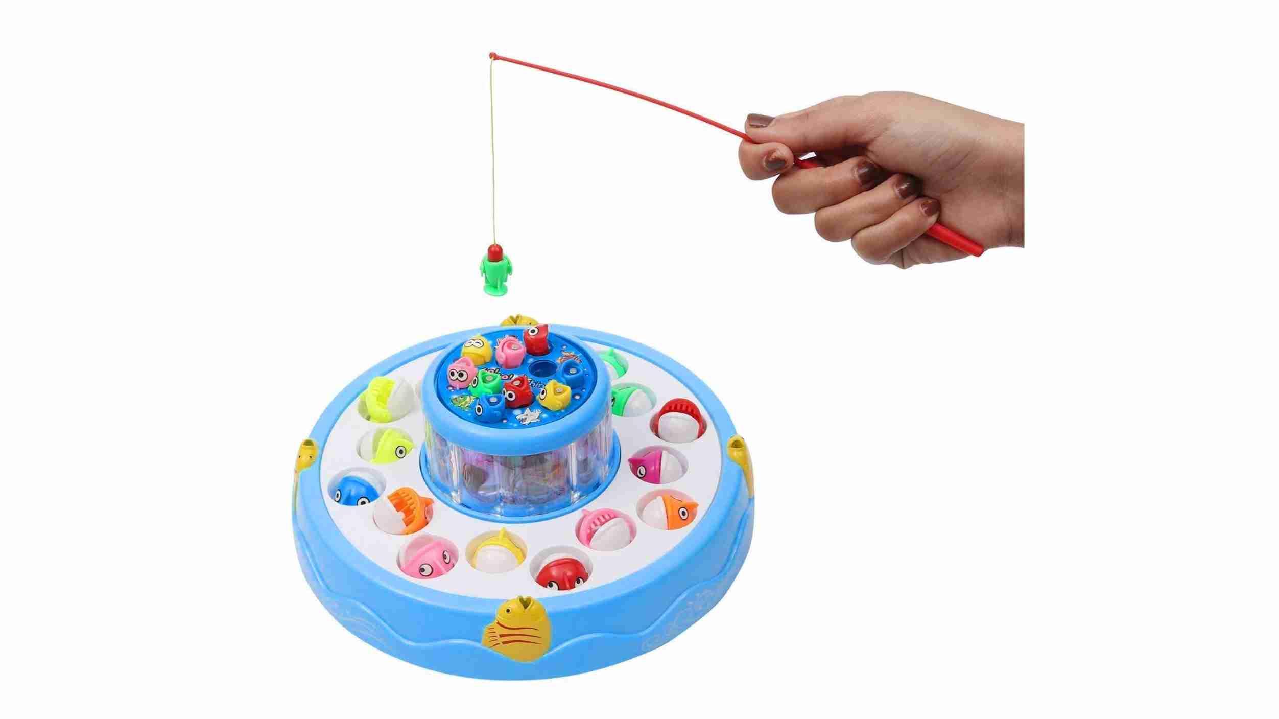 Fishing Game Set (Blue)