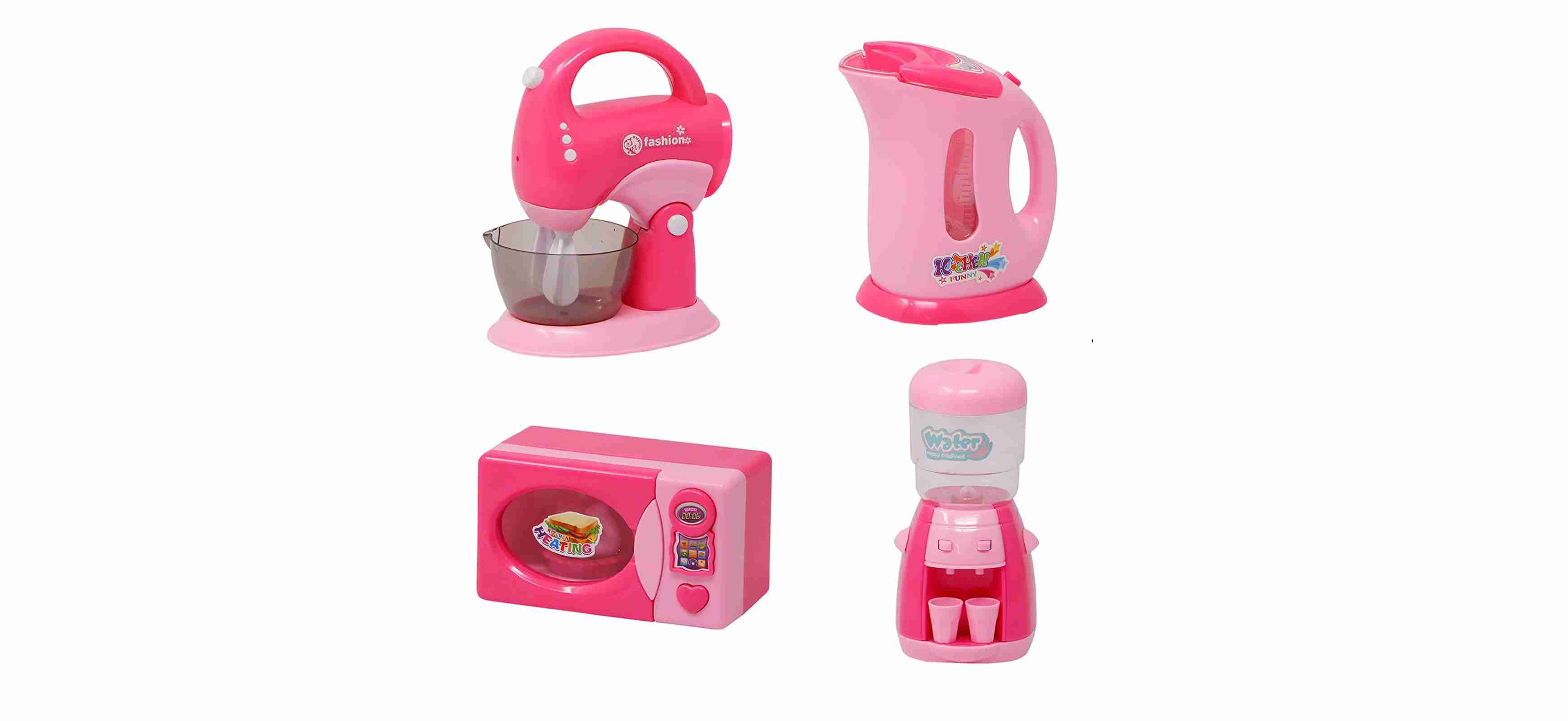 Household Appliance Play Set