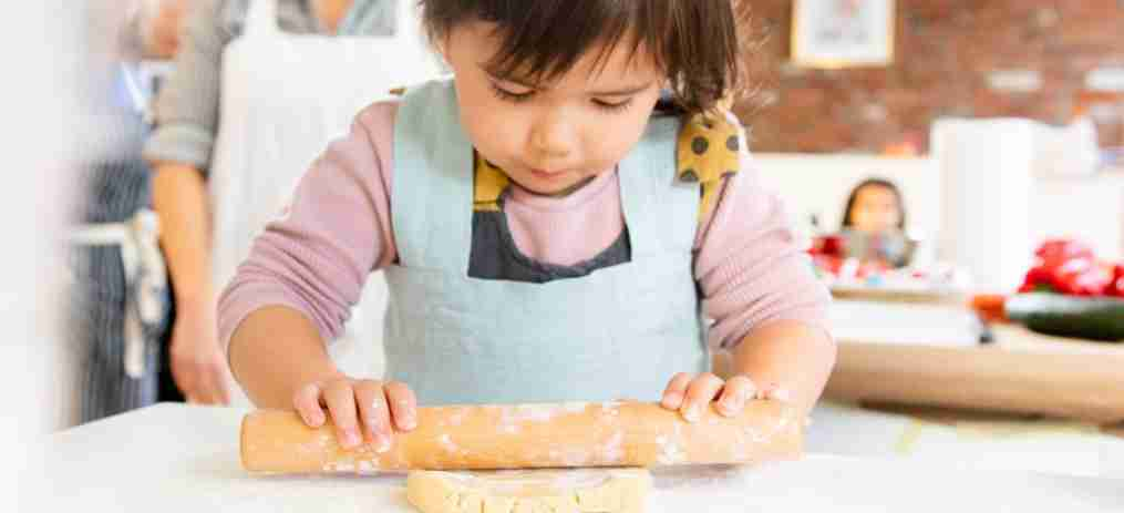 Activities to develop your child's interest in food