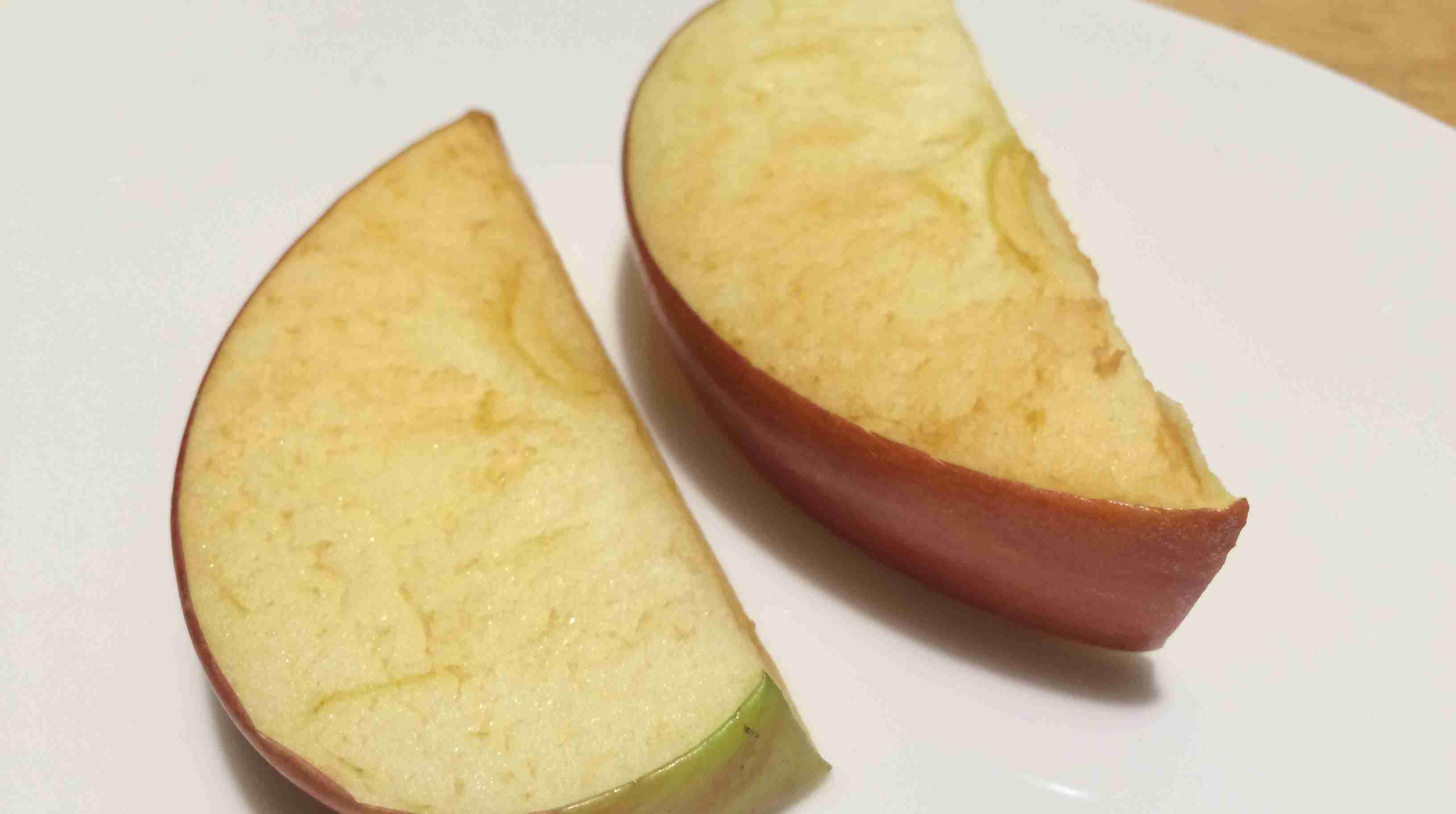 Apple Oxidation