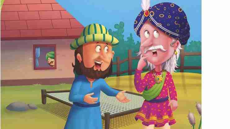 Birbal betrays himself