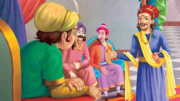 Birbal identifies the guest