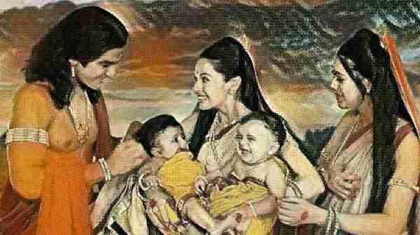 Birth of Pandavas and Kauravas