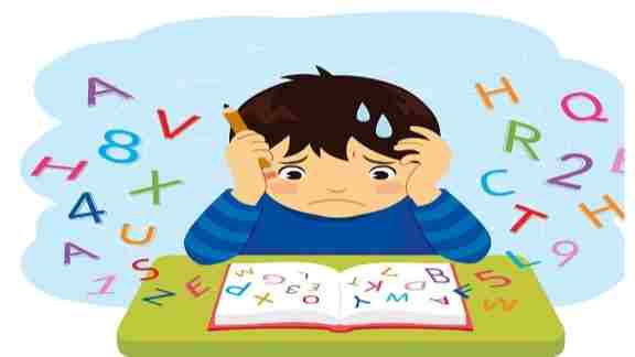 Caring for children with dyslexia