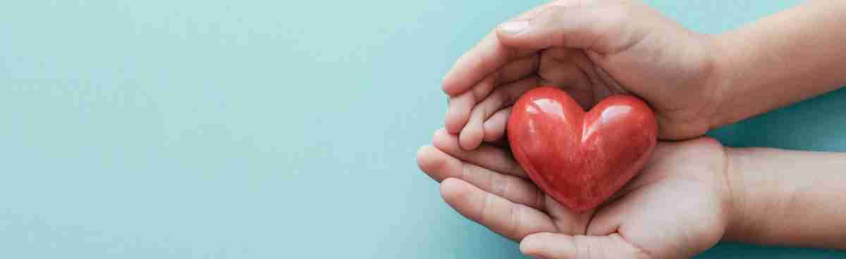 Caring is in the heart