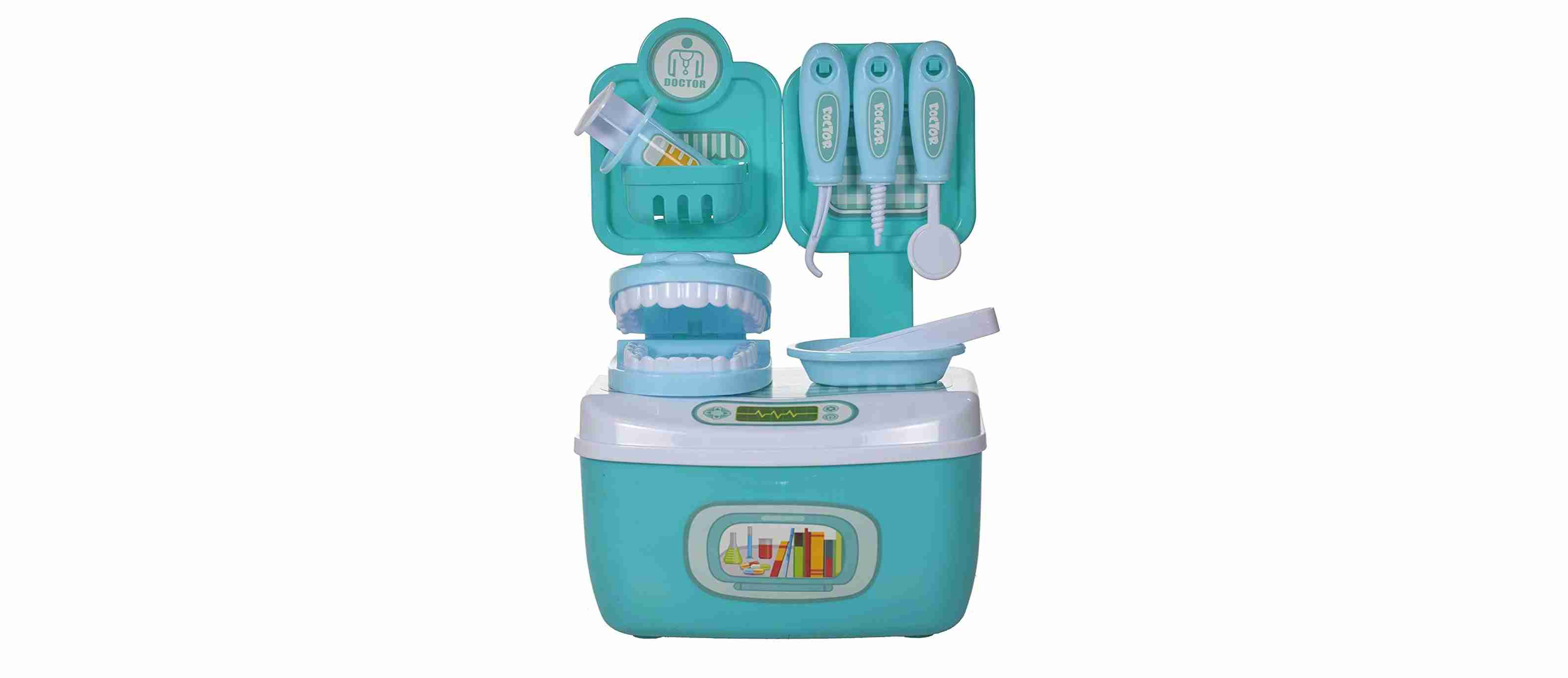 Carry Along Doctor Play Set