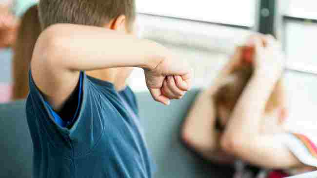 Dealing with Violent Behaviour among Children