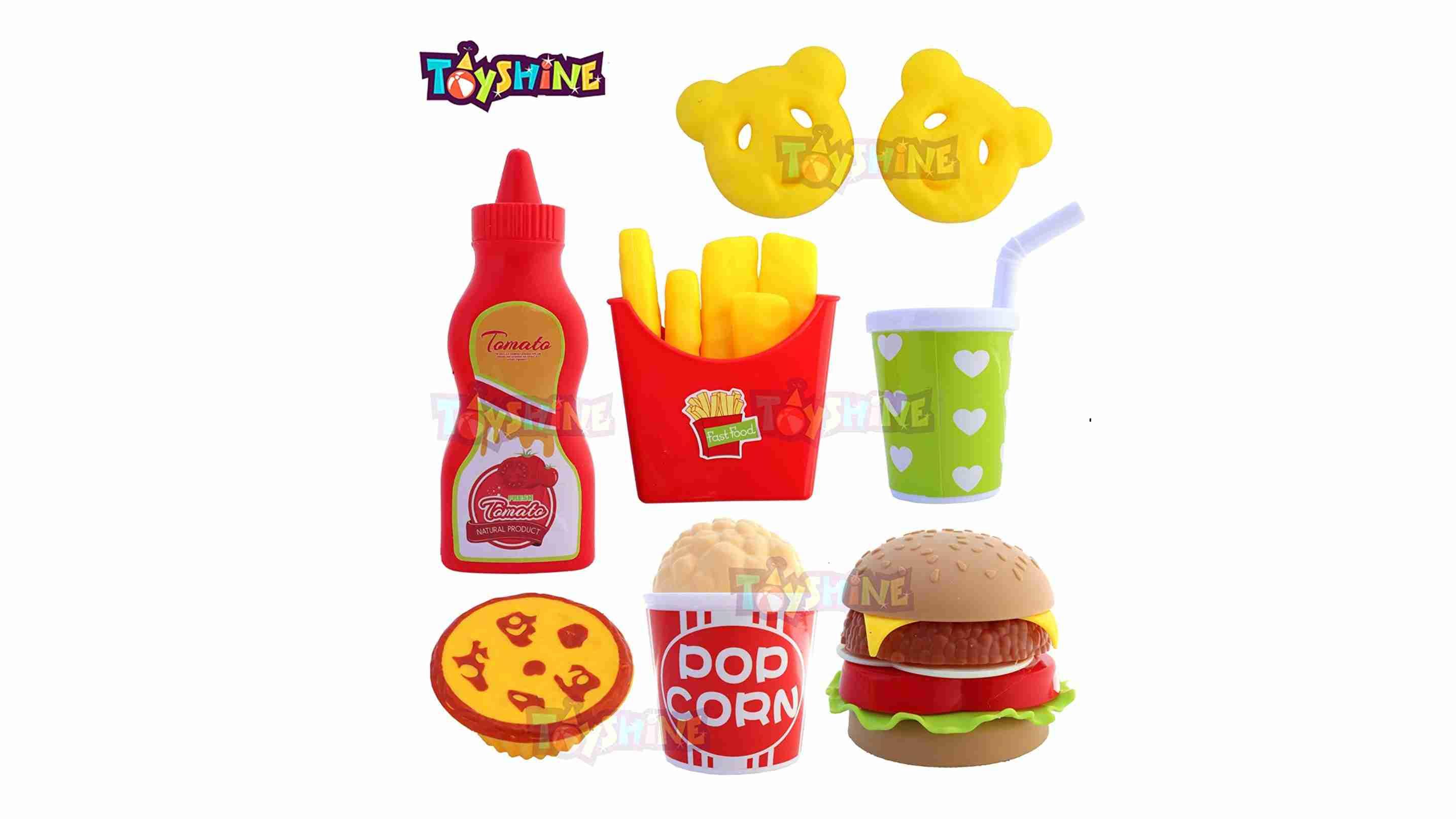 Fast Food Play Set