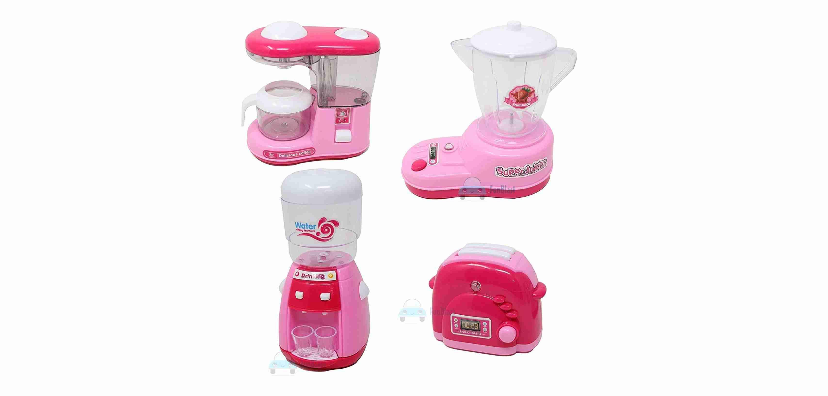 Household Kitchen Set for Girls