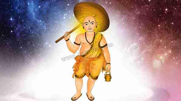 How Ravana met Vamana