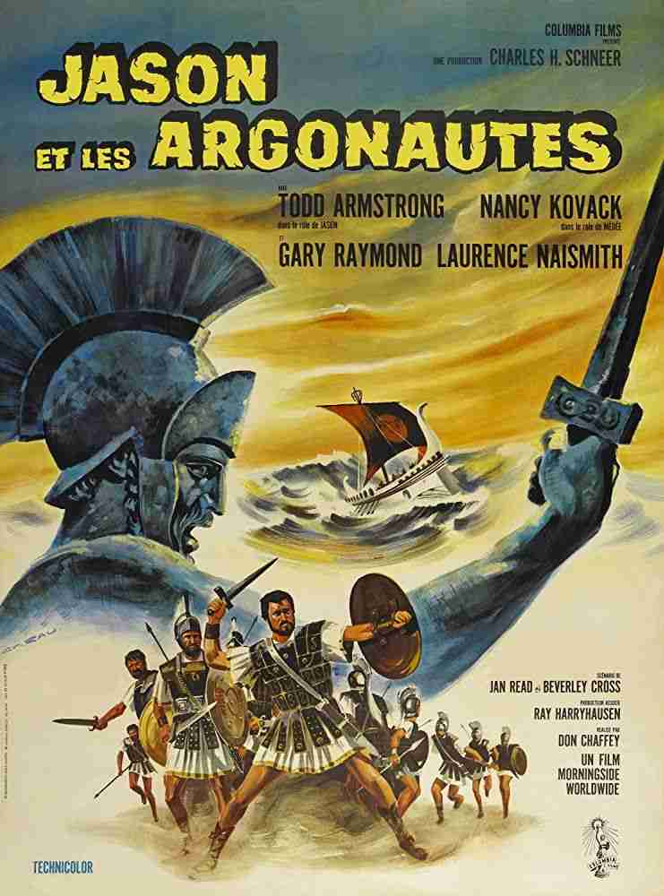 Jason and the Argonauts (1963)
