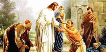 Jesus Always Healed People