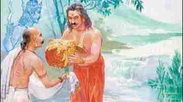 Karna's Generosity