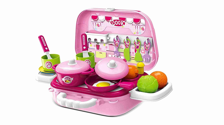 Kitchen Set (Pink)