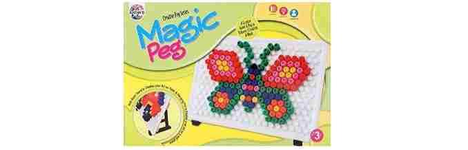 Magic Pegs