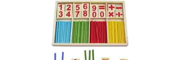 Maths Intelligence Sticks