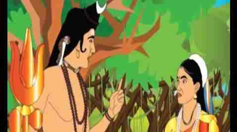 Mother Sati Tested Lord Ram