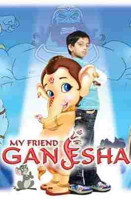 My Friend Ganesha 1
