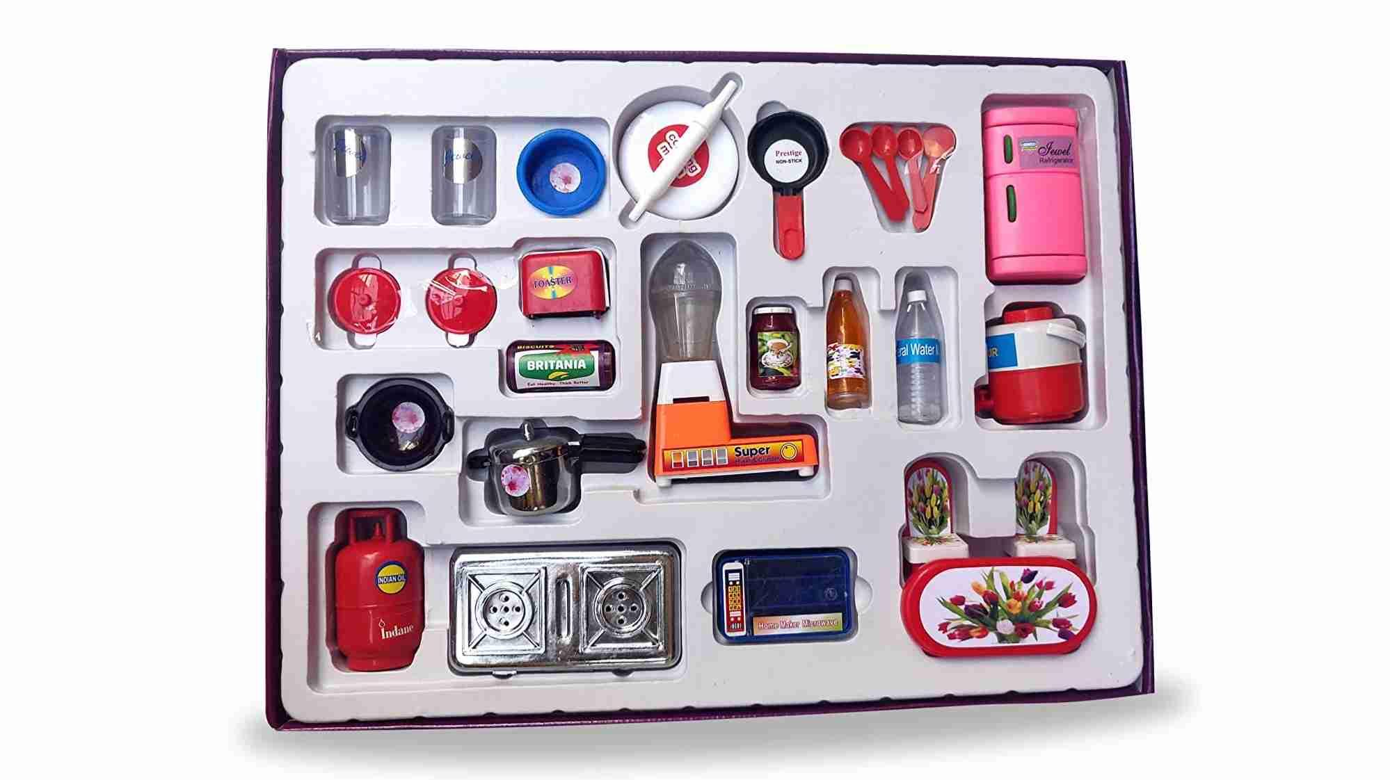 Nano Kitchen Set