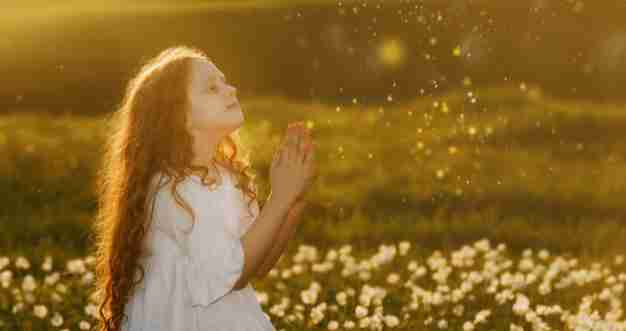 Nurturing your child's Spirituality