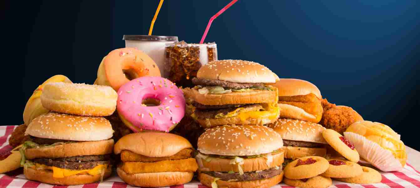Overcoming junk food addiction during and post pregnancy