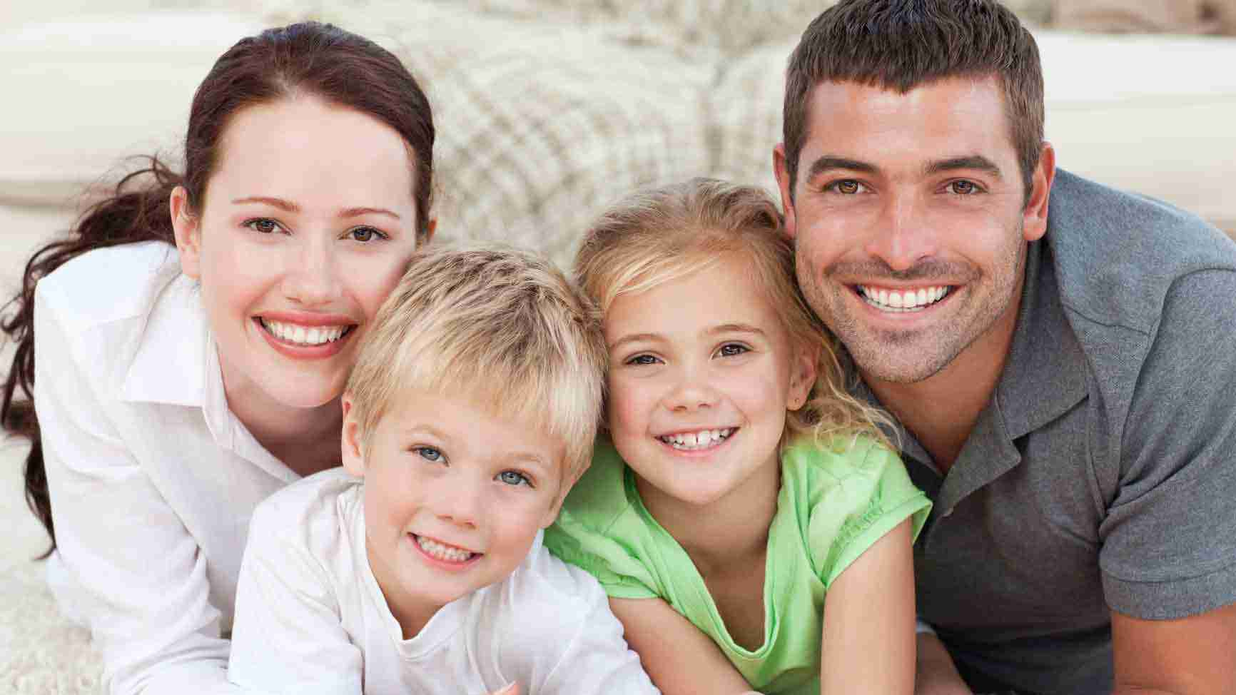 Parenting in a nuclear family
