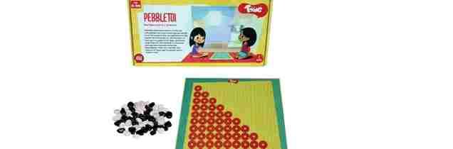 Pebble Board Game