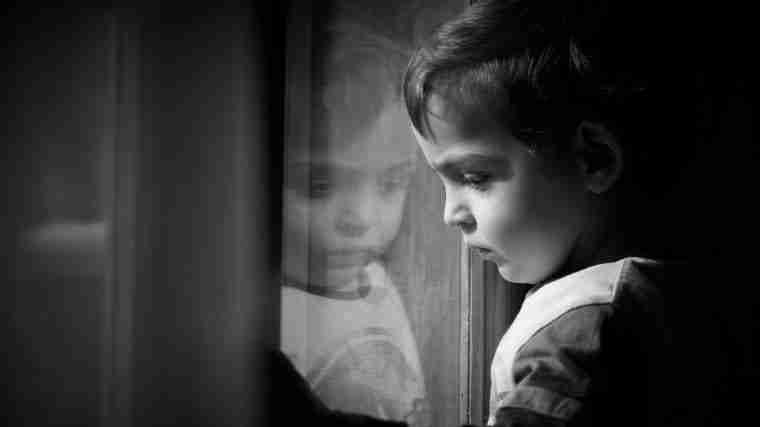Sadness and tearfulness in children