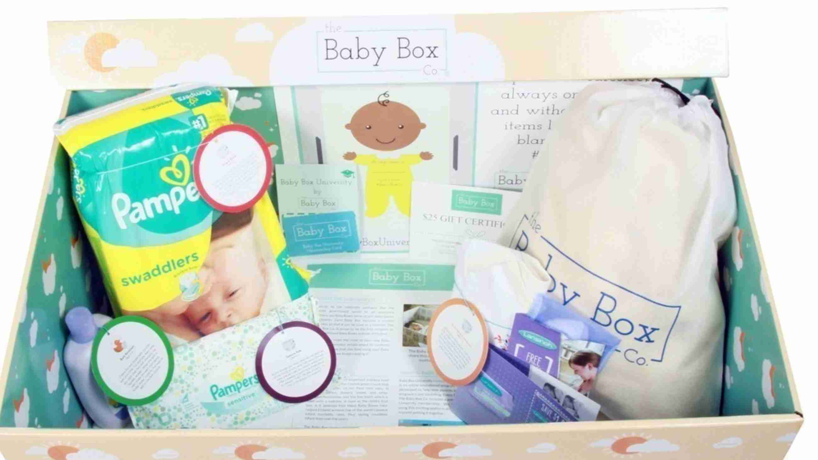 Selecting a baby box for your baby