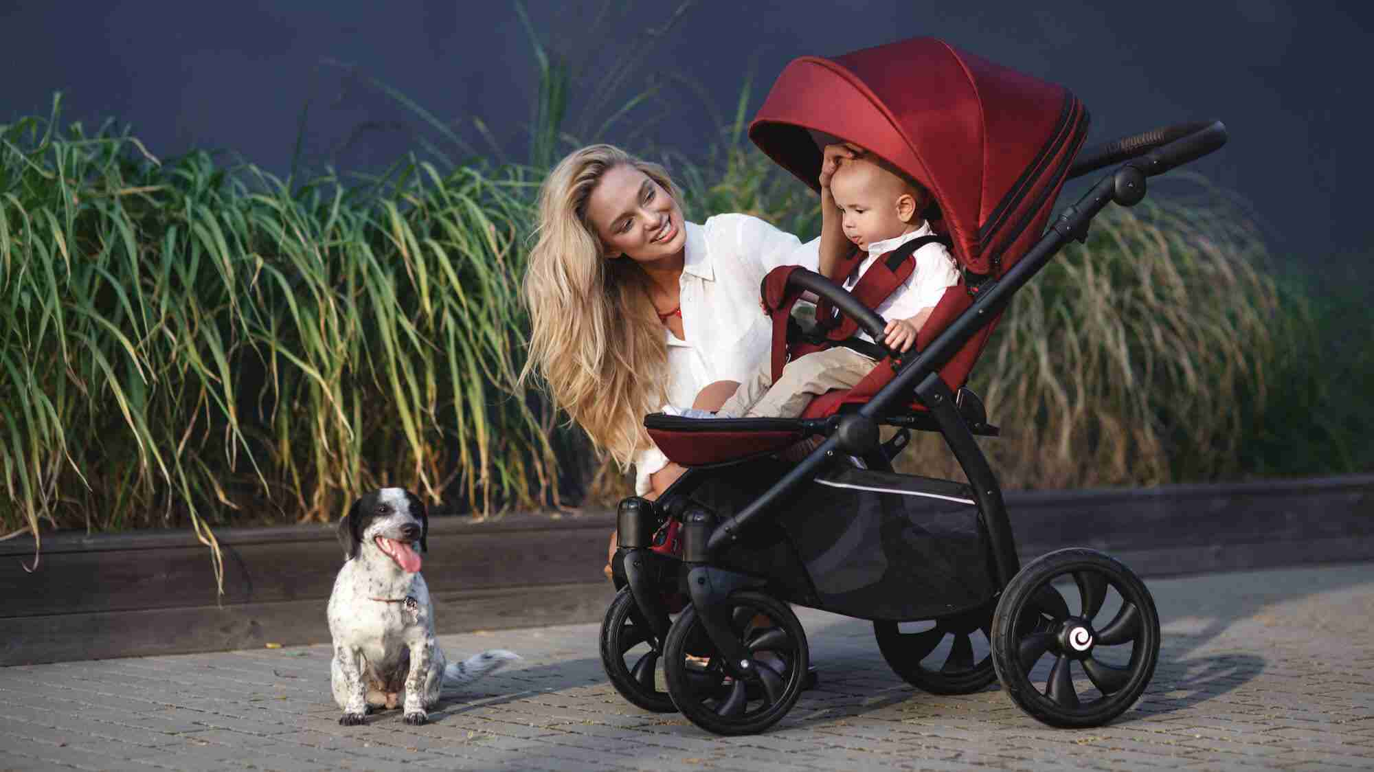 Selecting a stroller for your baby