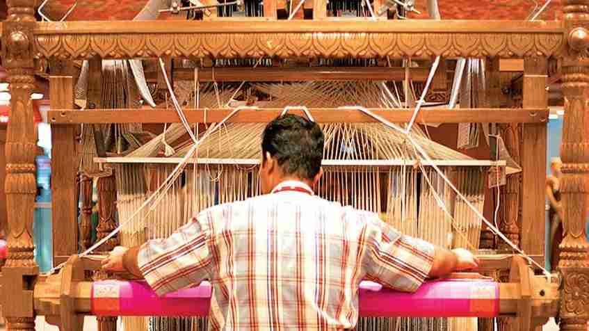Somilaka the weaver