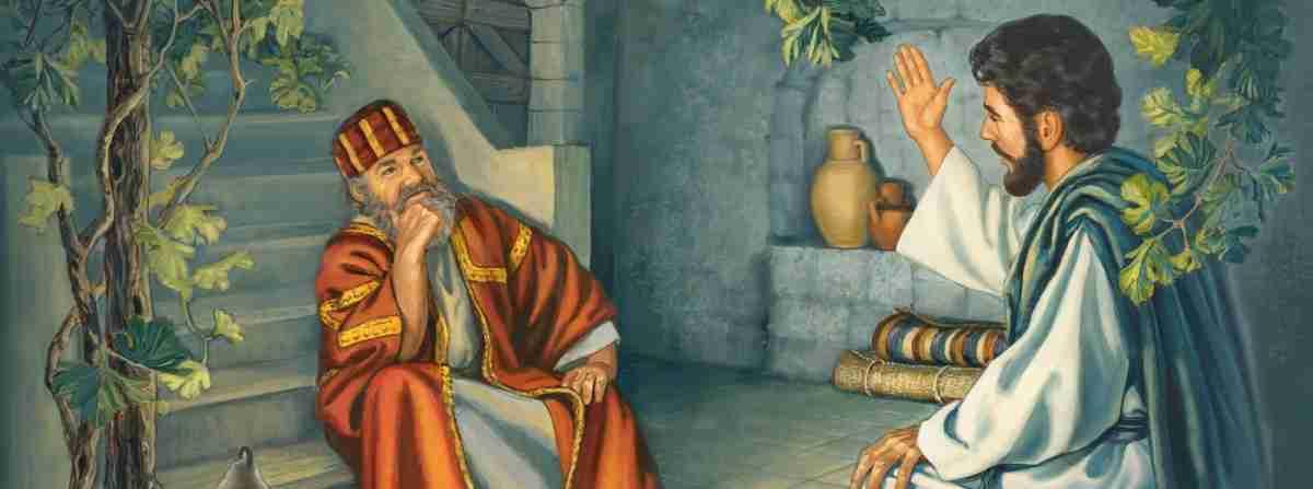 Teaching Nicodemus