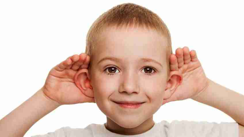 Teaching child to be a good listener