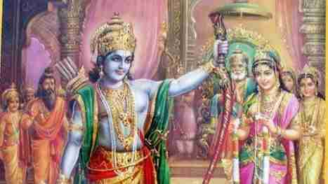 The Story of Lord Ram's Mother's Permission