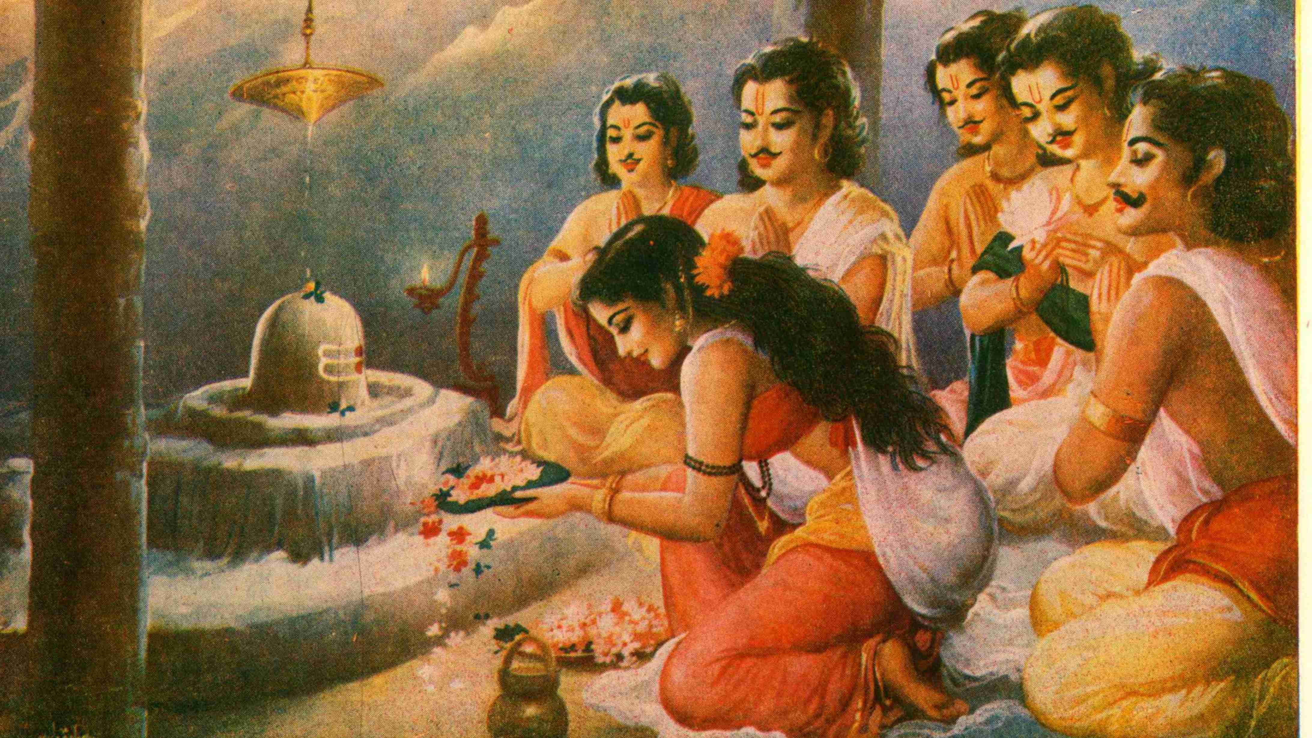 The Story of Pandavas