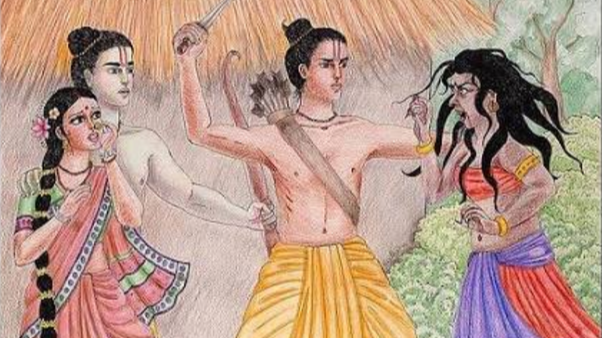 The Story of Surpanakha