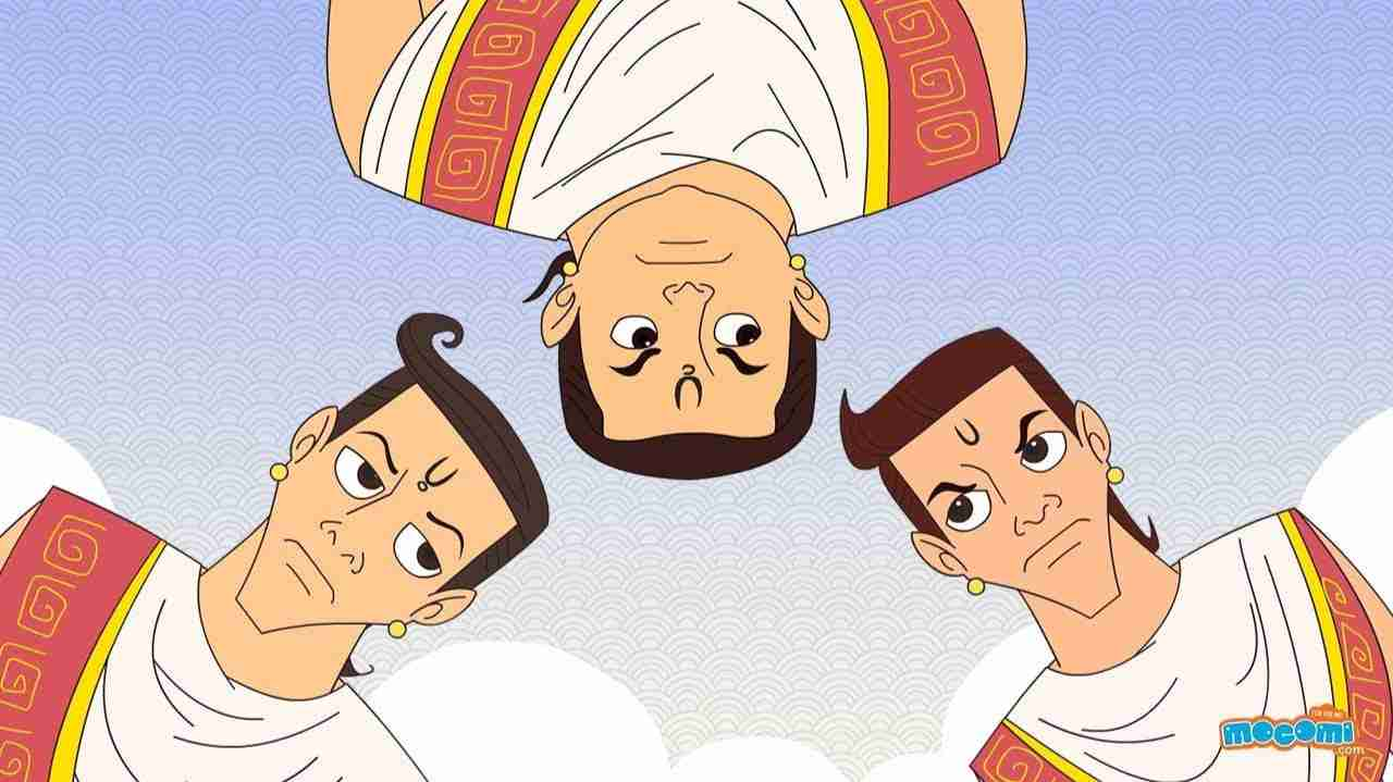 The Three Special Brahmins