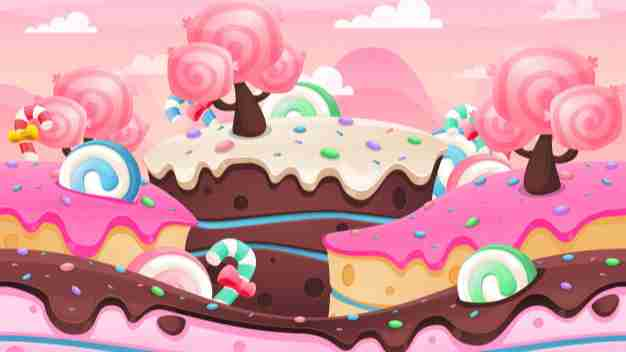 The land of cake!