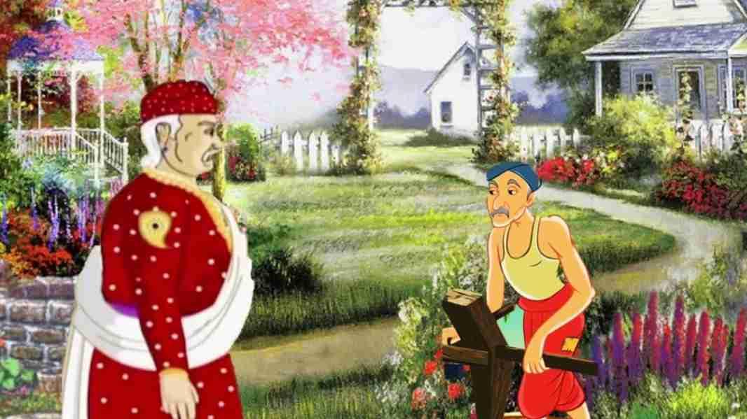 The loyal gardener