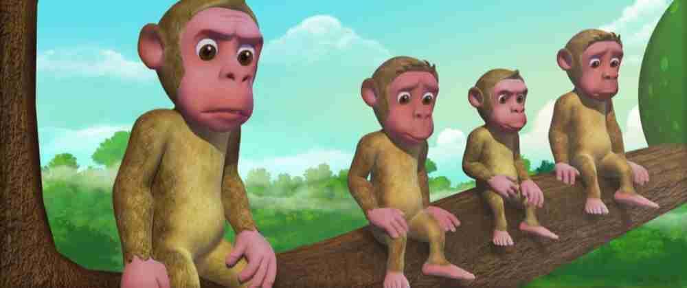 The stupid monkeys