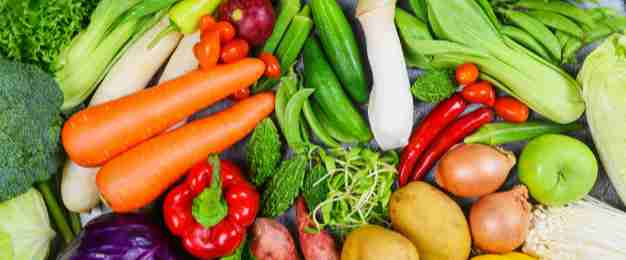 Vegetable allergies