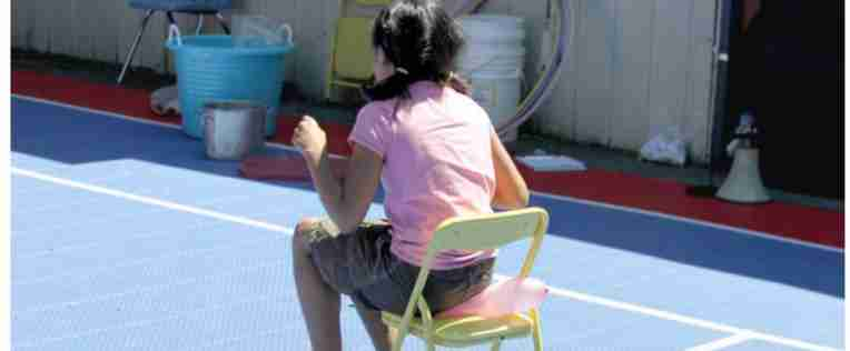 Water Balloon Sit and Pop