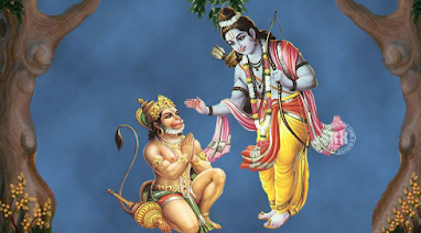 When Hanuman Refused To Obey Lord Rama