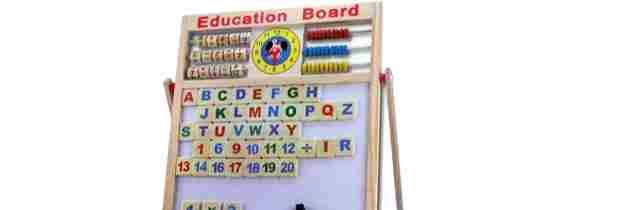 Wooden Educational Board