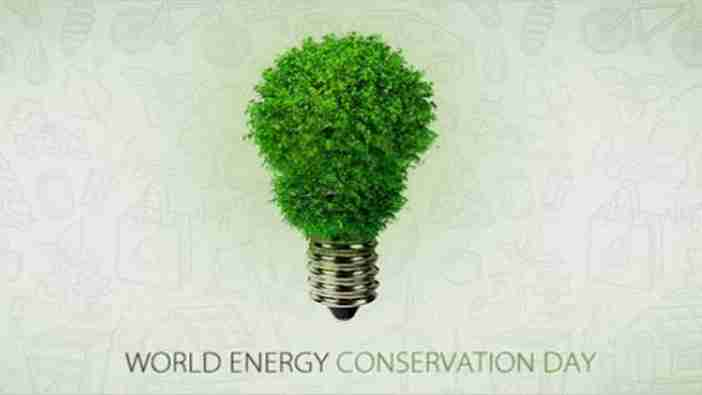 World Energy Conservation Day
