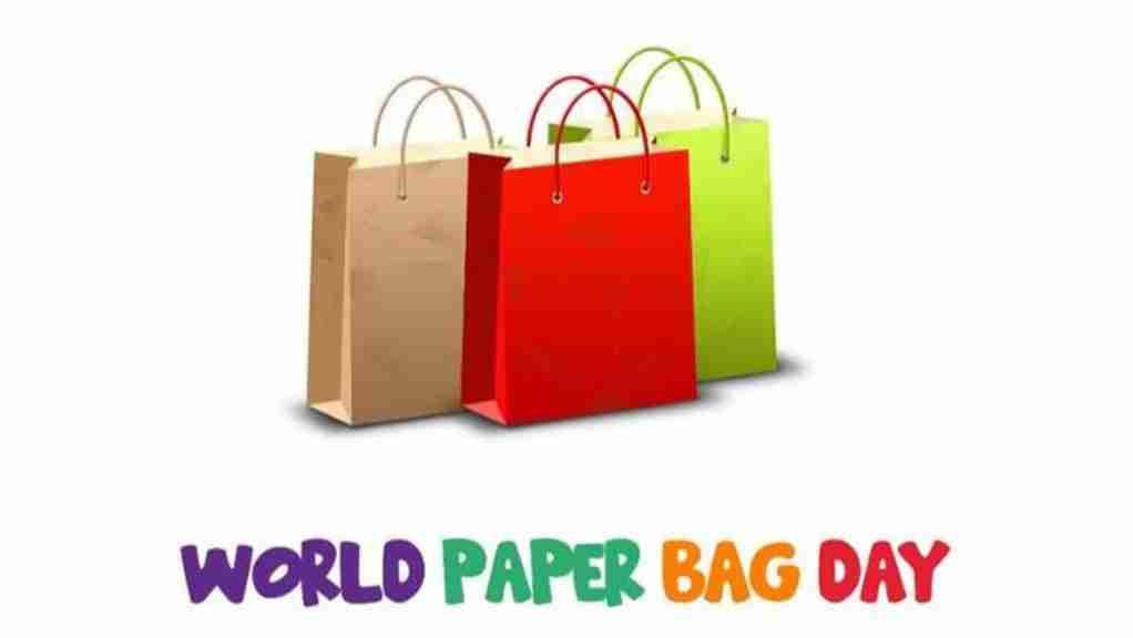 World Paper Bag Day
