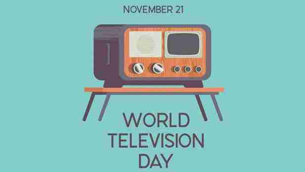 World Television Day with kids